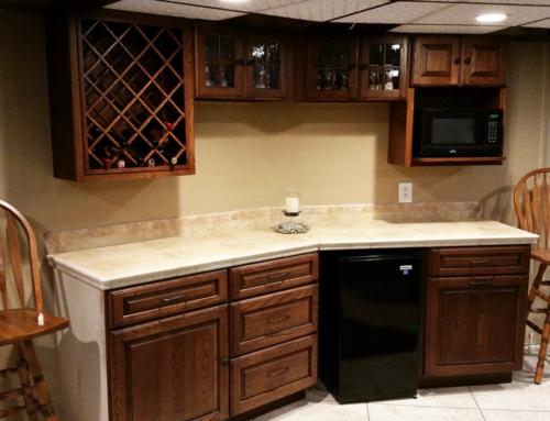 Kitchenette & Wine Storage